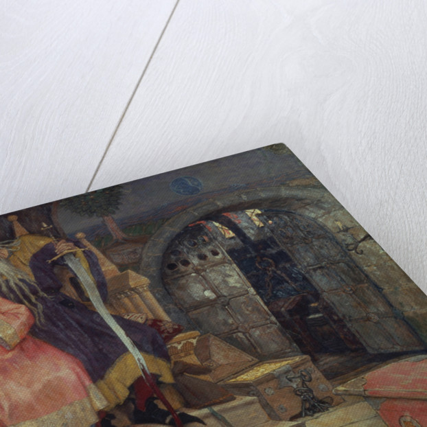 Koschei the Immortal, 1917-1926 by Viktor Mikhaylovich Vasnetsov