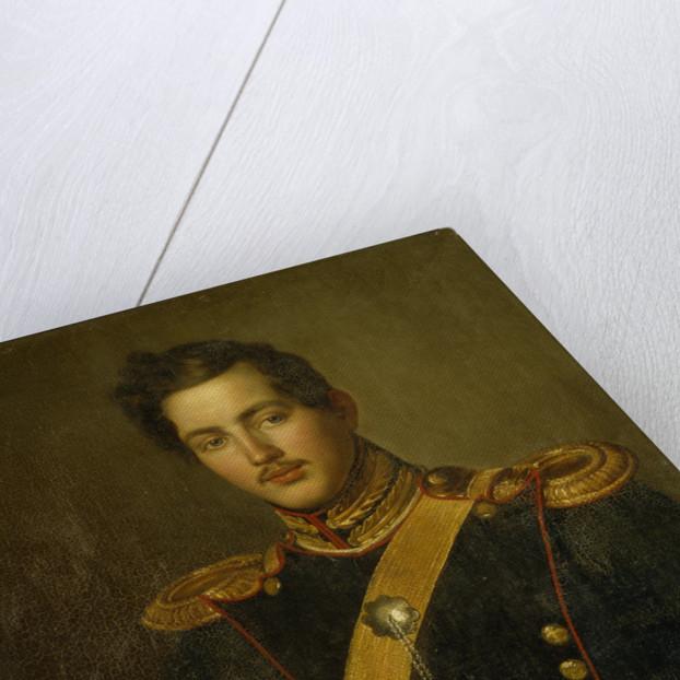 Portrait of Vasily Vasilyevich Zagryazhsky, 1840s by Anonymous