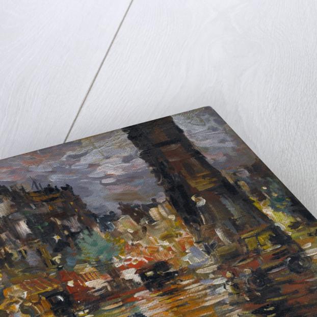 Paris by Alexeyevich Konstantin Korovin