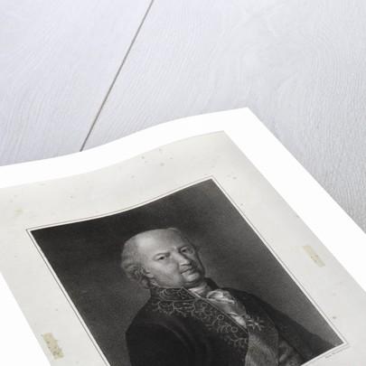 Ivan Perfilievich Yelagin, Mid of the 19th cen by Ignati Stepanovich Shchedrovsky