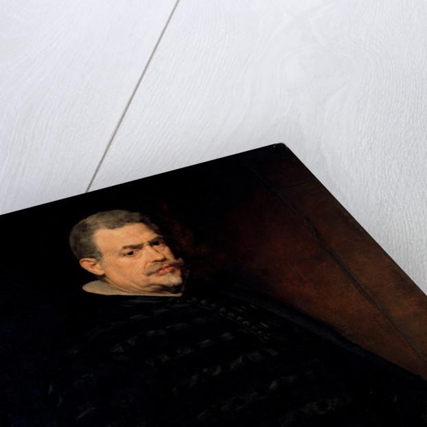 Don Juan Mateos, ca 1631 by Diego Velàzquez