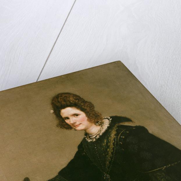 Portrait of a Lady, c.1630 by Diego Velàzquez