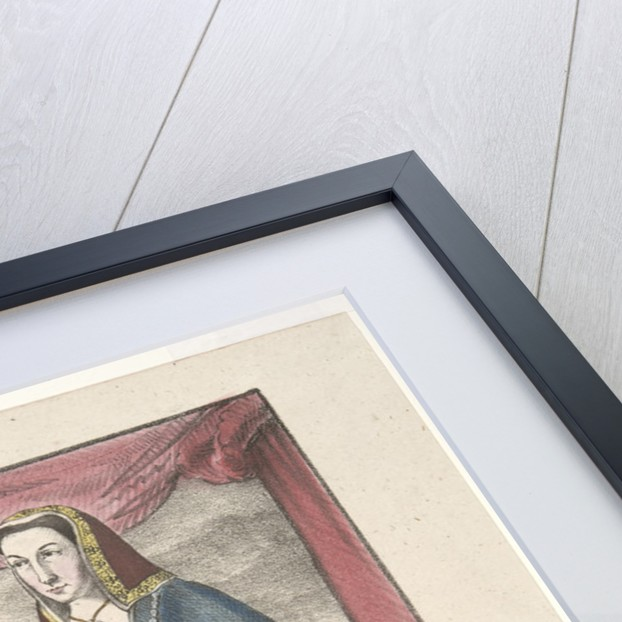 Catherine Jagellon by Carl Theodor Löwstädt