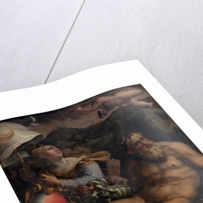 Allegory of Fiesole, 1563-1565 by Giorgio Vasari
