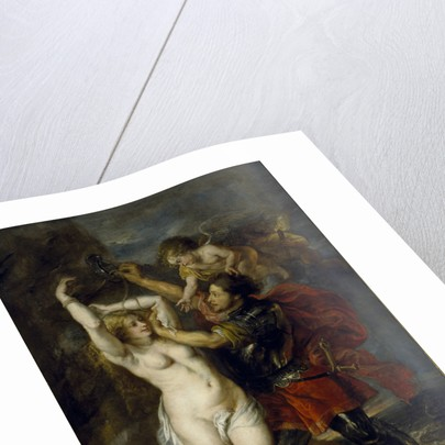 Andromeda freed by Perseus, 1641-1642 by Pieter Paul Rubens