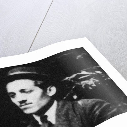 Gavrilo Princip by Anonymous