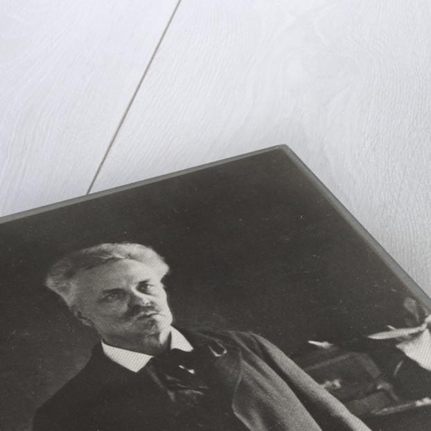 August Strindberg by Herman Anderson
