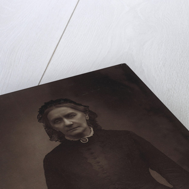 Clara Schumann by Herbert Rose Barraud