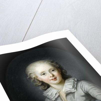 Louis Antoine of France, Duke of Angoulême by Anne-Rosalie Filleul