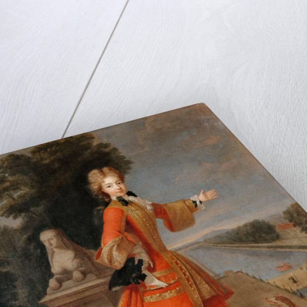 Marie Adélaïde of Savoy by Pierre Gobert
