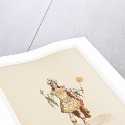 Louis XIV as Apollo in the ballet Noces de Thétis et Pélée in 1654 by Anonymous