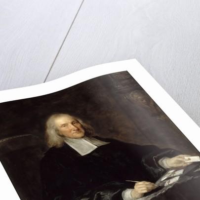 Portrait of Toussaint Rose by François de Troy