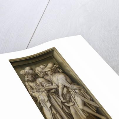 Redemption Tryptich: The Tribute Money by Vrancke van der Stockt