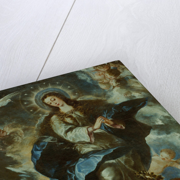 The Immaculate Conception by José Antolínez