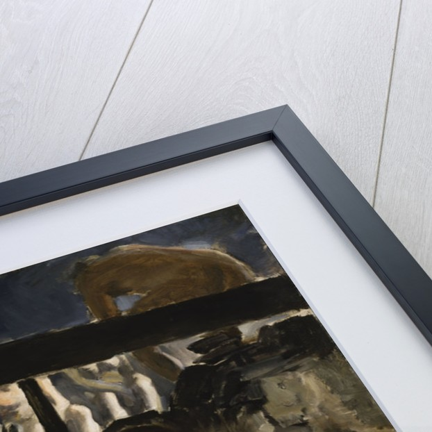 In the Sauna by Akseli Gallen-Kallela