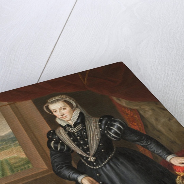 Margaret of Bourbon by Anonymous