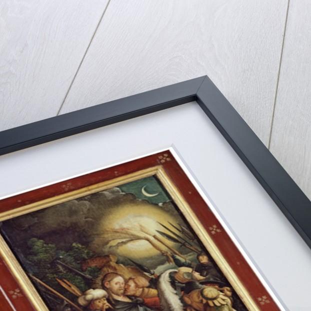 The Wildenstein Altarpiece (closed) by Master of Messkirch