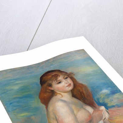 After the Bath by Pierre Auguste Renoir