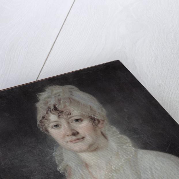Portrait of Elizaveta Alexeevna Arsenyeva, née Stolypina, Early 19th century by Anonymous