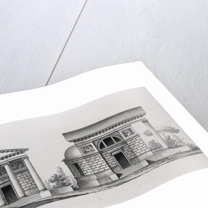 Church Design for the Tutomlin Family by Giacomo Antonio Domenico Quarenghi