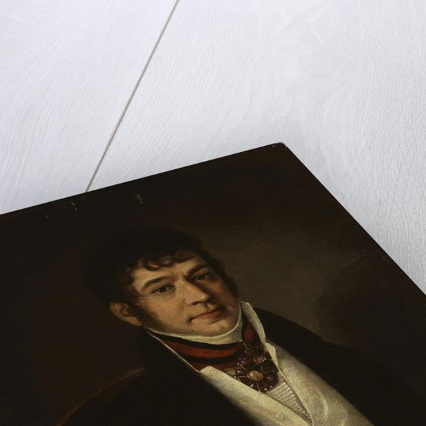 Portrait of Platon Bogdanovich Ogarev, 1810s by Anonymous