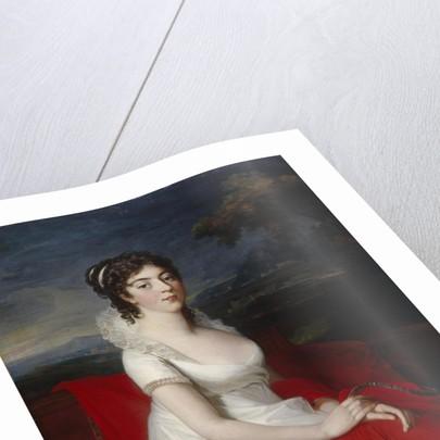 Portrait of Countess Obolenskaya, 1806 by Jean Laurent Mosnier