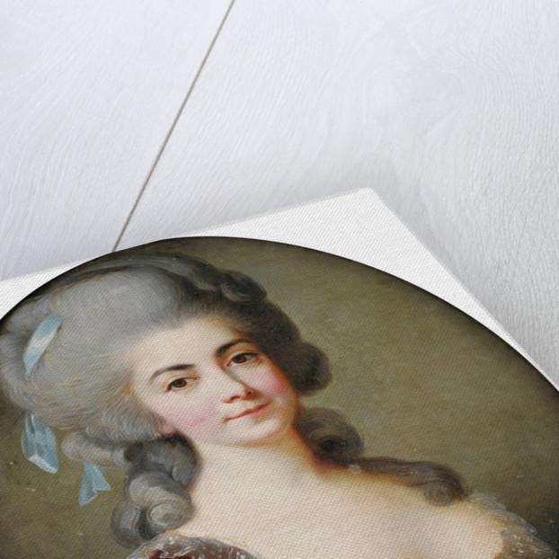Portrait of the opera singer Antoinette Saint-Huberty, c. 1780 by Marie Louise Elisabeth Vigée-Lebrun