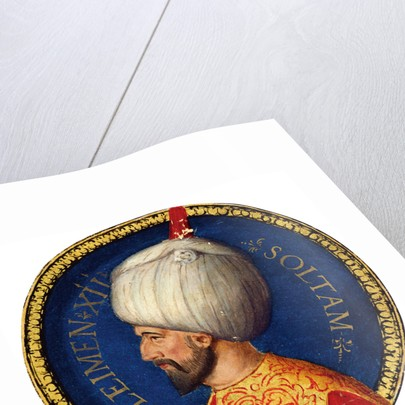 Sultan Suleiman I the Magnificent, Second half of the16th century by Anonymous