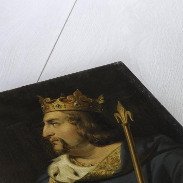 Louis VI of France, 1837 by Merry-Joseph Blondel