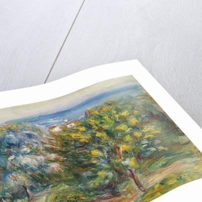 Midday Landscape, 1910 by Pierre Auguste Renoir