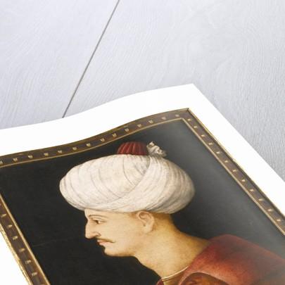 Sultan Suleiman I the Magnificent, c. 1520 by Gentile Bellini