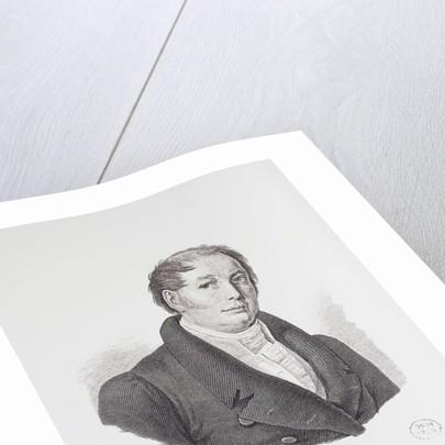 Portrait of Vasily Alexeyevich Plavilshchikov, First quarter of 19th cen by Anonymous