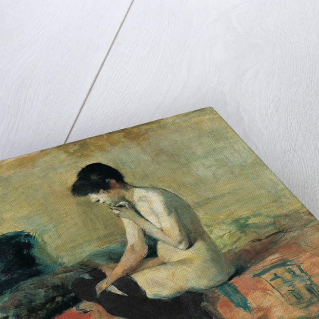 Nude, 1882-1883 by Anonymous