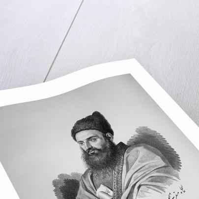 Portrait of Mirza Masud Khan Ansari by Anonymous