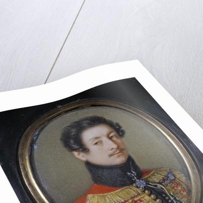 Portrait of Nikolai Logginovich Mounsey by Anonymous
