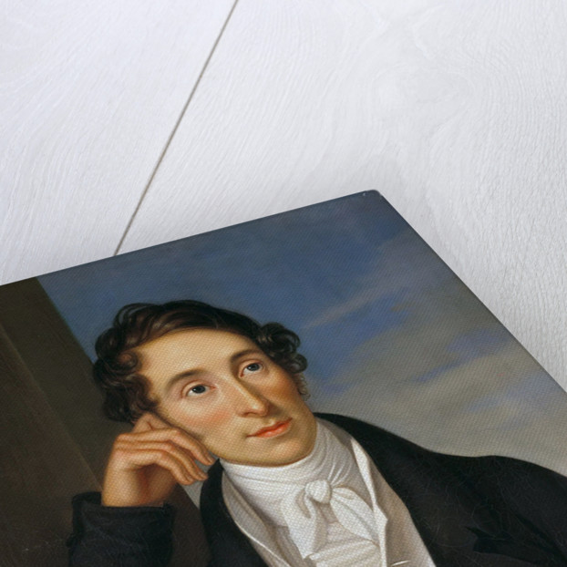 Portrait of Carl Maria von Weber by Anonymous