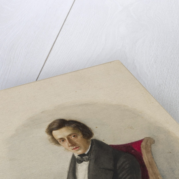 Portrait of Frédéric Chopin by Anonymous