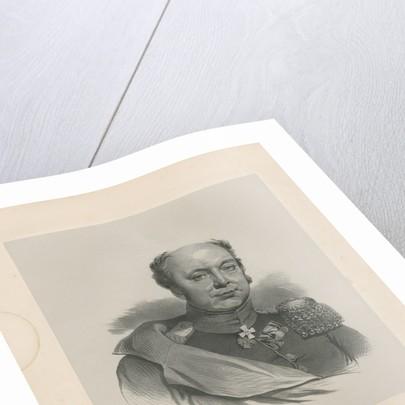 Portrait of General Alexei Vasilyevich Voyeykov by Anonymous