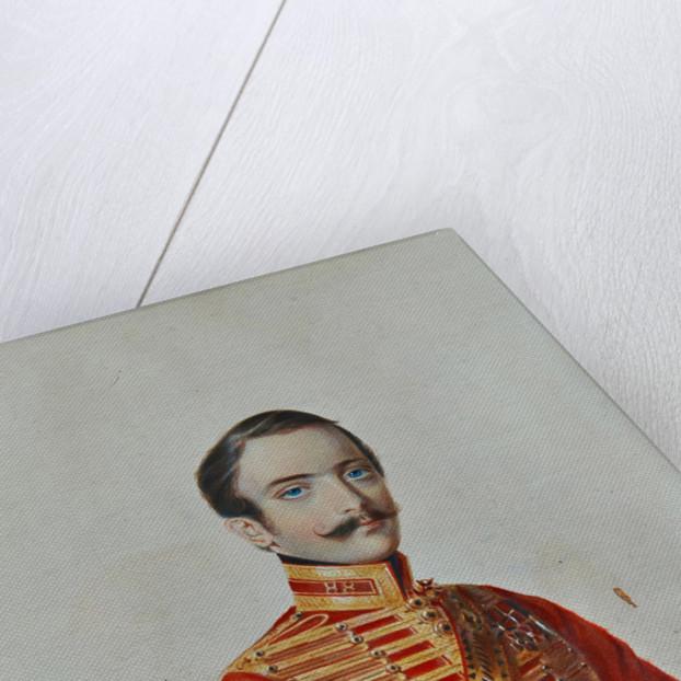 Portrait of Alexander Gavrilovich Remy by Anonymous