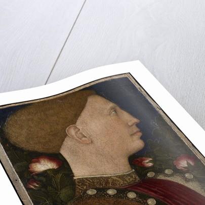 Leonello dEste, Marquis of Ferrara by Anonymous