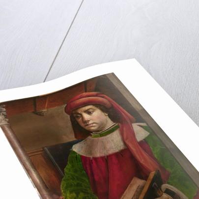 Bartolus de Saxoferrato by Anonymous