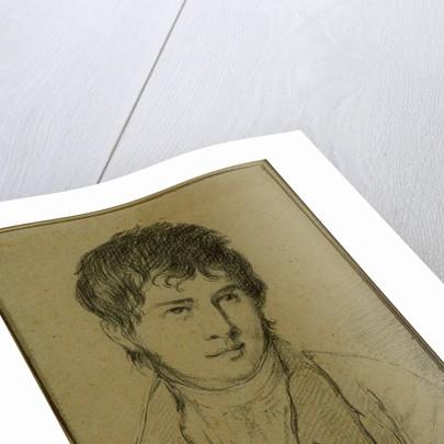 Portrait of the composer François-Adrien Boieldieu by Anonymous