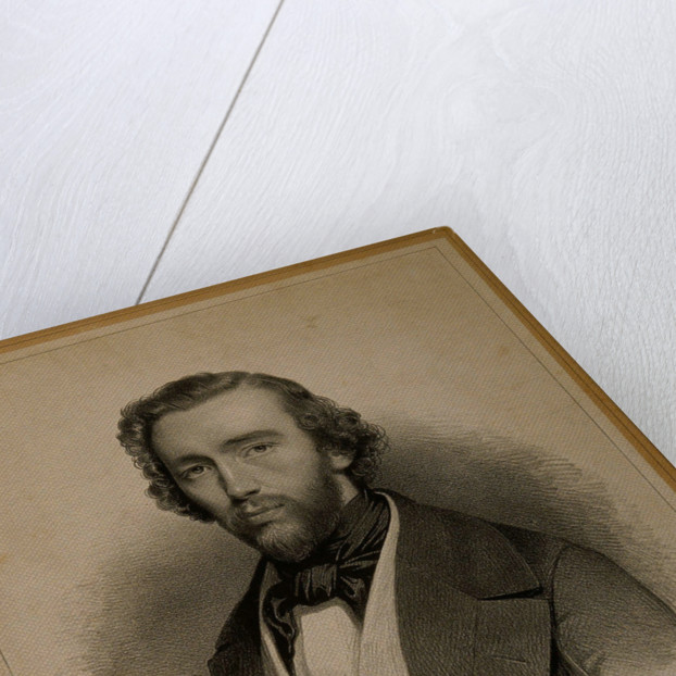 Portrait of Adolphe Sax by Anonymous