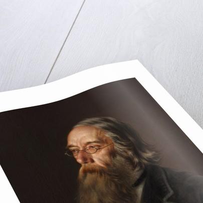 Portrait of Vasily Alexeyevich Yelagin by Anonymous