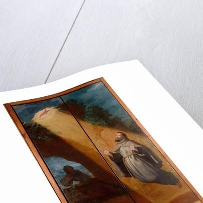 Altarpiece of San Diego de Alcalá by Anonymous