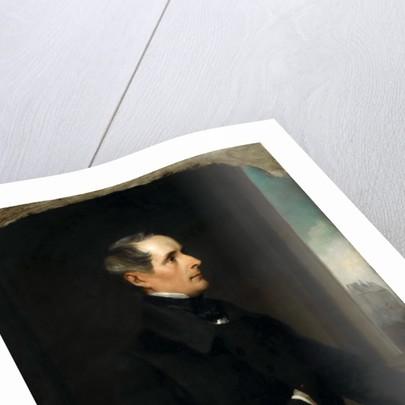 Portrait of Alphonse de Lamartine, 1848 by Anonymous