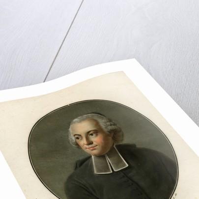Portrait of Étienne Bonnot de Condillac, 1796 by Anonymous