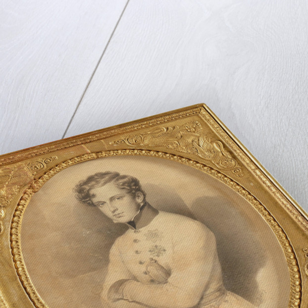 Portrait of Duke of Reichstadt, c. 1830 by Anonymous
