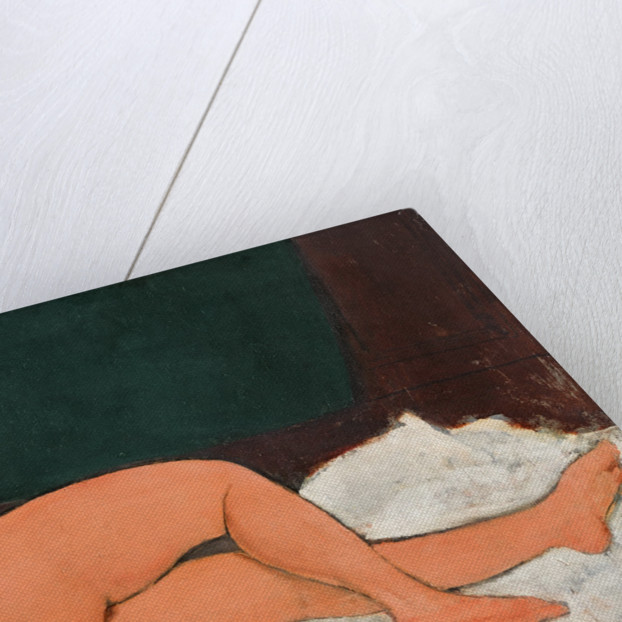 Nude lying (Nu couché), 1917 by Anonymous