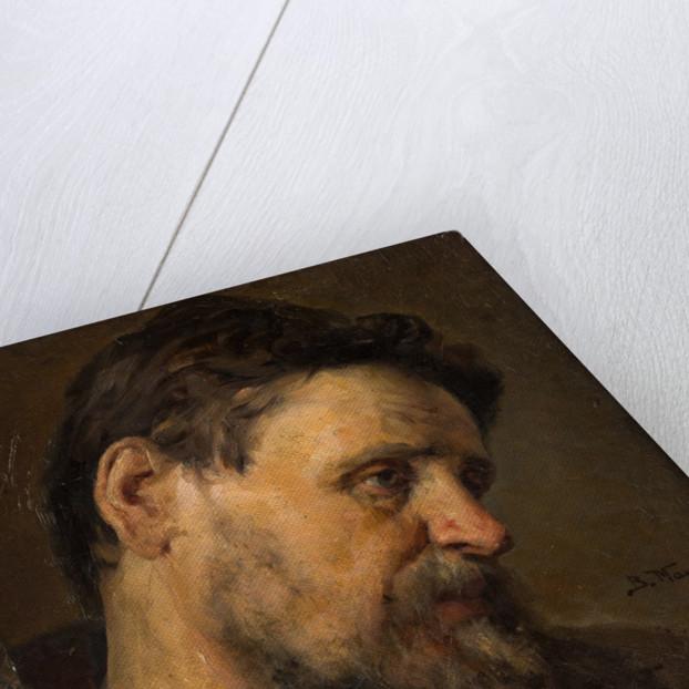 Portrait of Alexander Konstantinovich Soloviev, 1879 by Anonymous